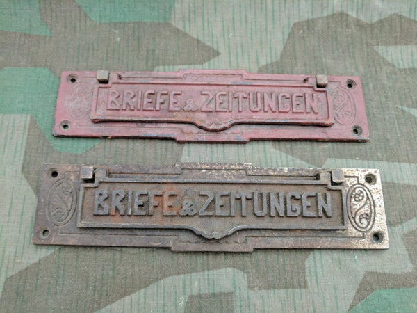 Briefe and Zeitungen Letter Slot
