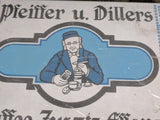 Pfeiffer u. Diller Coffee Container