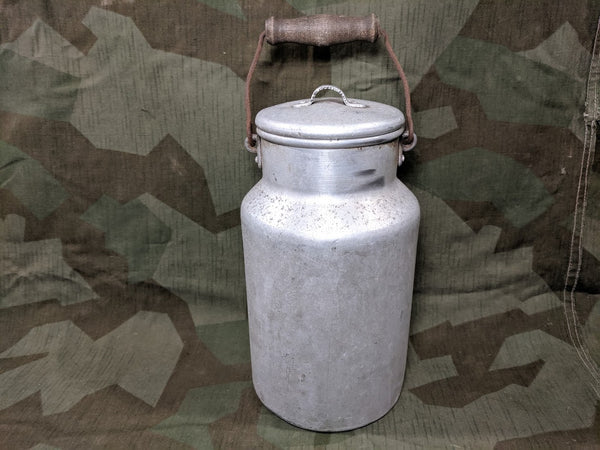 2L Aluminum Can (as-is)