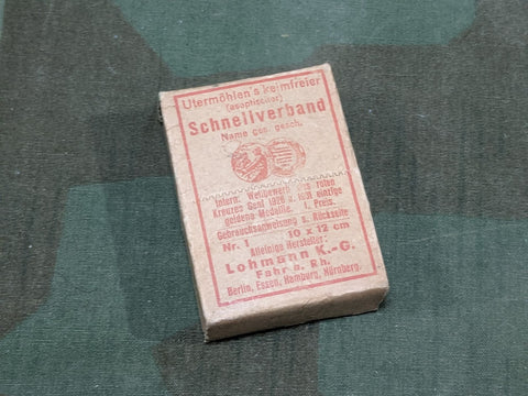 Small Sealed Bandage Schnellverband