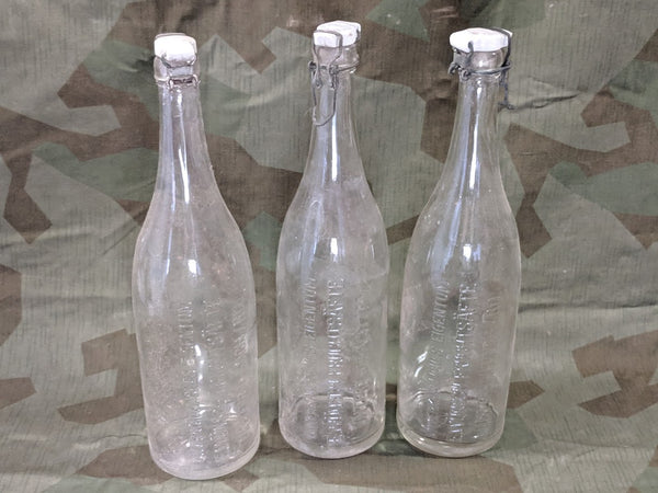 Fruchtsäfte Glass Juice Bottle