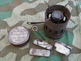 Post-WWII German Juwel 34 Camping Stove