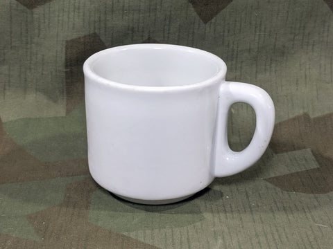 Coffee Mug KPM Army Pattern