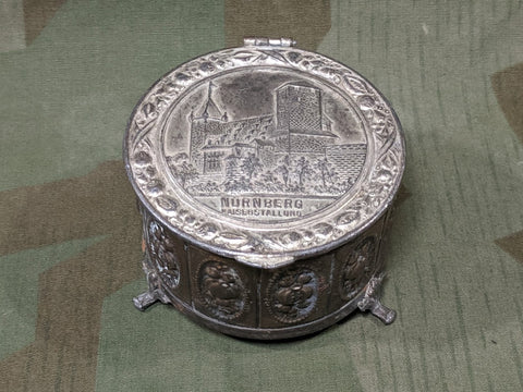 Nürnberg Round Jewelry Box