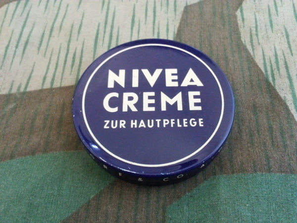 WWII-era German Nivea Creme Tin