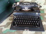 WWII-era German Olympia Elite Typewriter