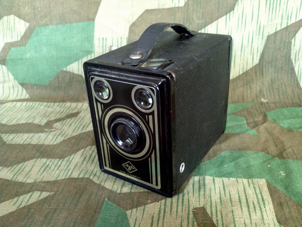WWII 1930s / 1940s German Agfa Box Camera