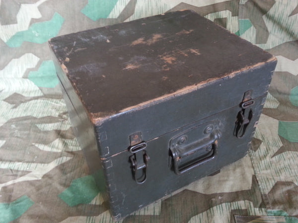 WWII German Army Wood Box