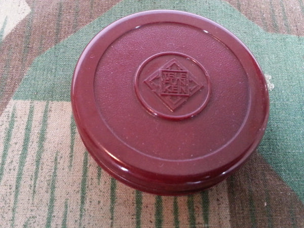 WWII German Bakelite Telefunken Gramophone Needle Holder