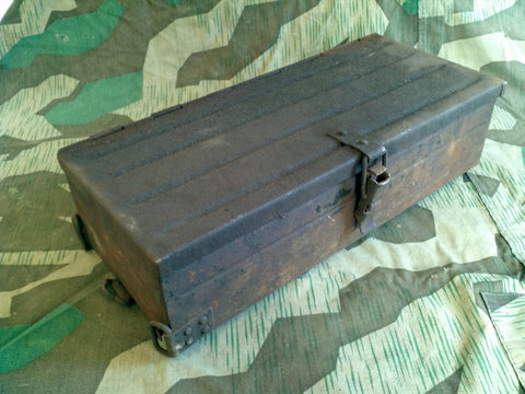 WWII German Box for Zb MG Magazines
