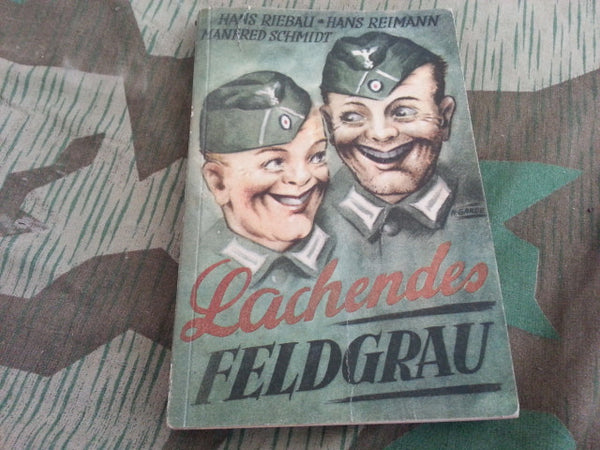 WWII German Lachendes Feldgrau Book 1941
