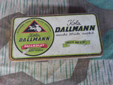 WWII German Large Original Kola Dallmann Tin