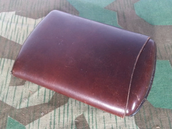 WWII German Leather Cigar Case