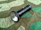 WWII German Small Artas Focus Flashlight