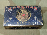 Kaschar Cigaretten Tin