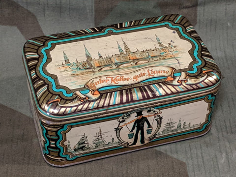 Walter Messmer Kaffee Tin