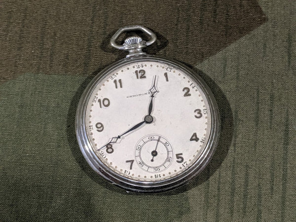 Chronometre Pocket Watch