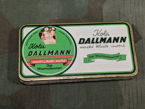 PW Kola Dallmann Tin