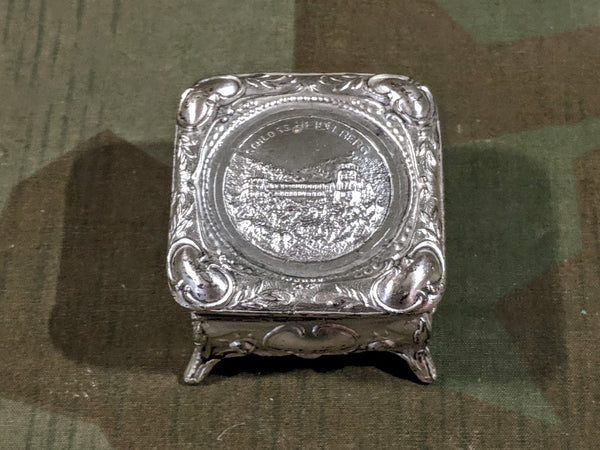Heidelberg Souvenir Ring / Jewelry Box