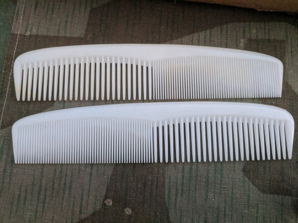 Period German White Combs