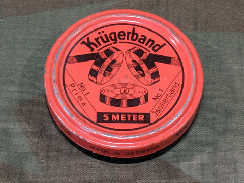 Krügerband Tape in Tin