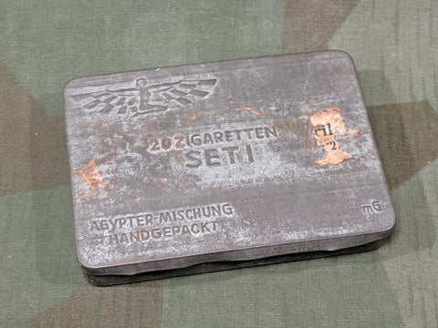 Seti Cigarette Tin