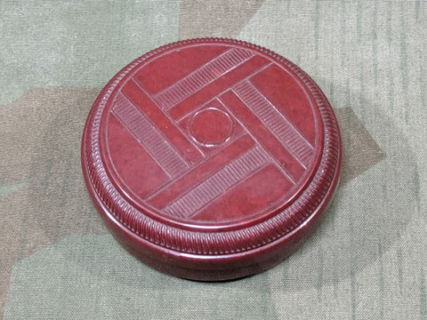 Decorative Bakelite Container