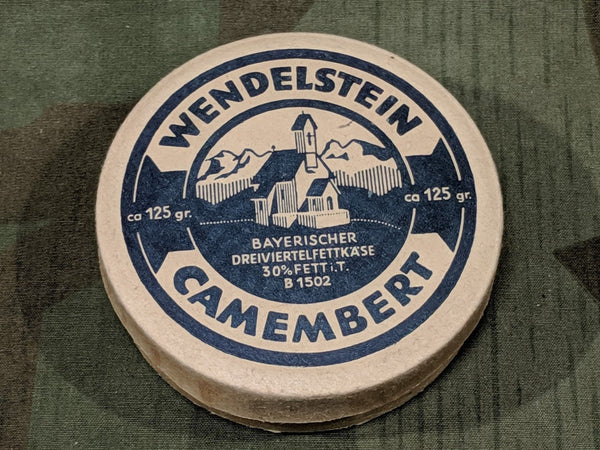 Wendelstein Camembert Cheese Container