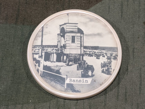Bansin Pocket Mirror