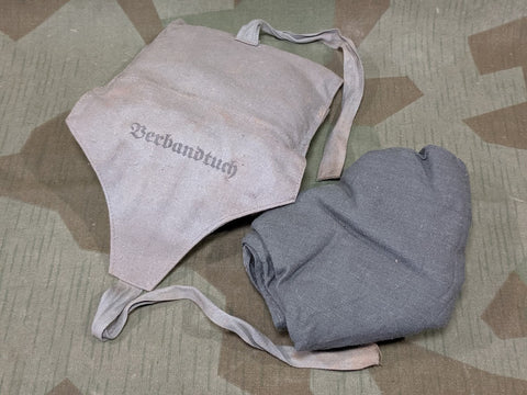 Verbandtuch in Cloth Pouch