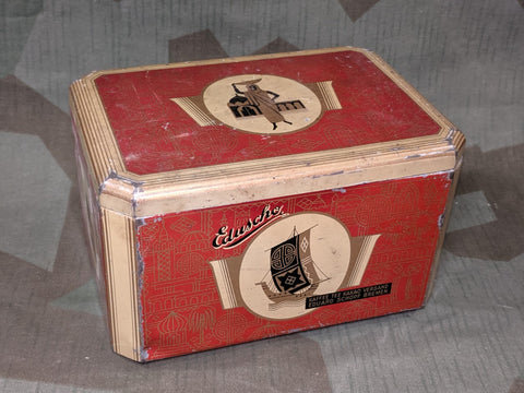 Original Eduscho Coffee Tin
