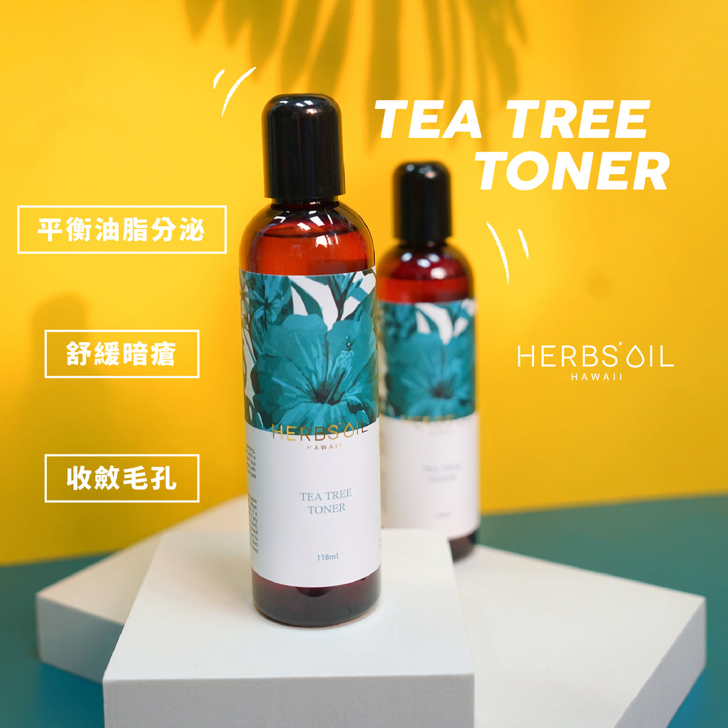 Tea Tree Toner | 茶樹爽膚水