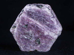 Ruby Corundum Crystal Collection