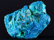 Rough Turquoise Botryoidal Chrysocolla & Green Malachite Mineral Specimen D.R Congo Africa - Fossil Age Minerals