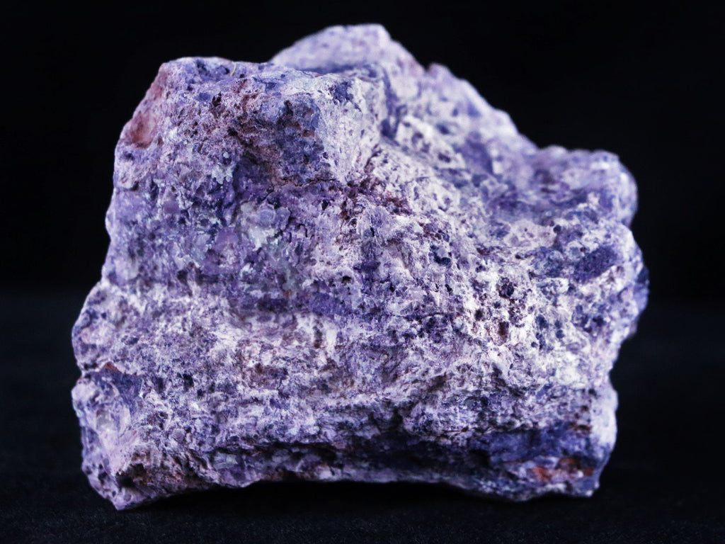 Natural Purple Calico Fluorite Mineral Specimen Fluorspar New Find Juab, Utah 5.9 Ounces - Fossil Age Minerals