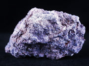 NATURAL PURPLE CALICO FLUORITE MINERAL SPECIMEN FLUORSPAR NEW FIND JUAB, UTAH 2.7 OUNCES - Fossil Age Minerals