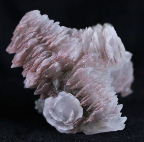 NATURAL PINK TOWER CALCITE CRYSTAL CLUSTER ROUGH MINERAL SPECIMEN 2.5 OZ-Fossil Age Minerals