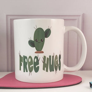 Free Hugs Coffee Mug