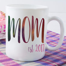 Fun Mom Est Coffee Mug