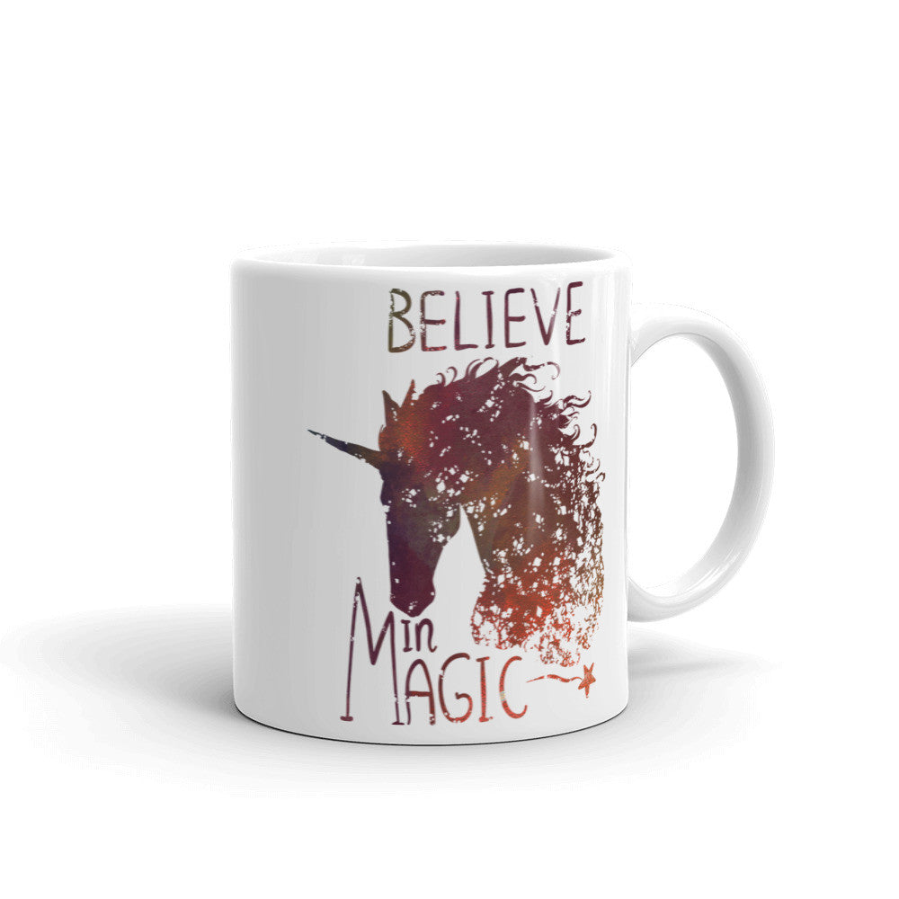 Believe in Magic Coffee Mug