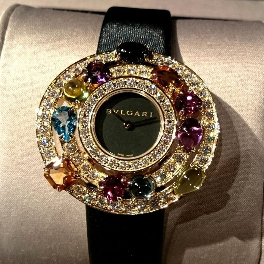 [Brand New Watch] Bvlgari Astrale Cerchi AE36D2CBL