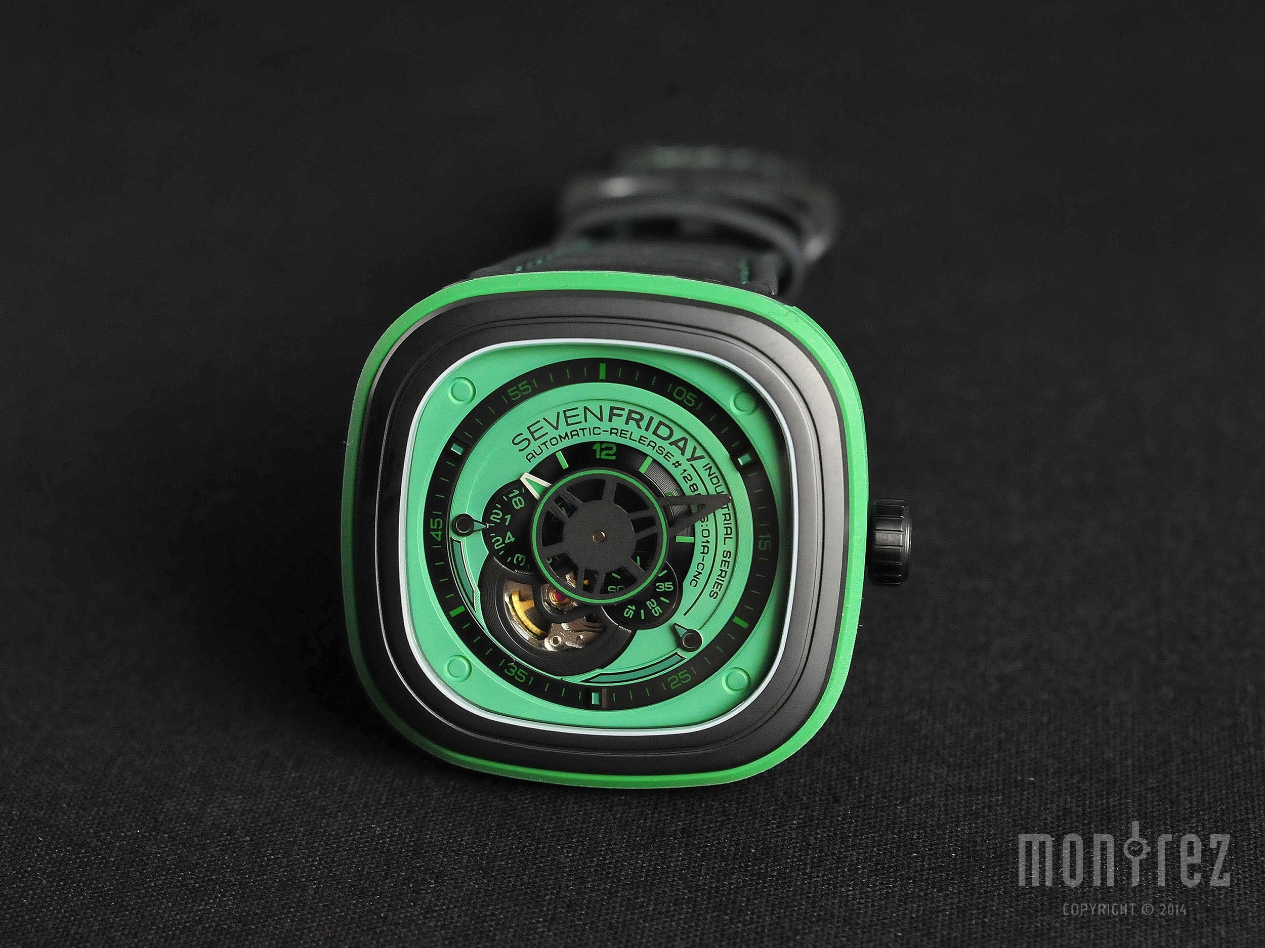 SevenFriday Industrial Essence 47mm P1-5