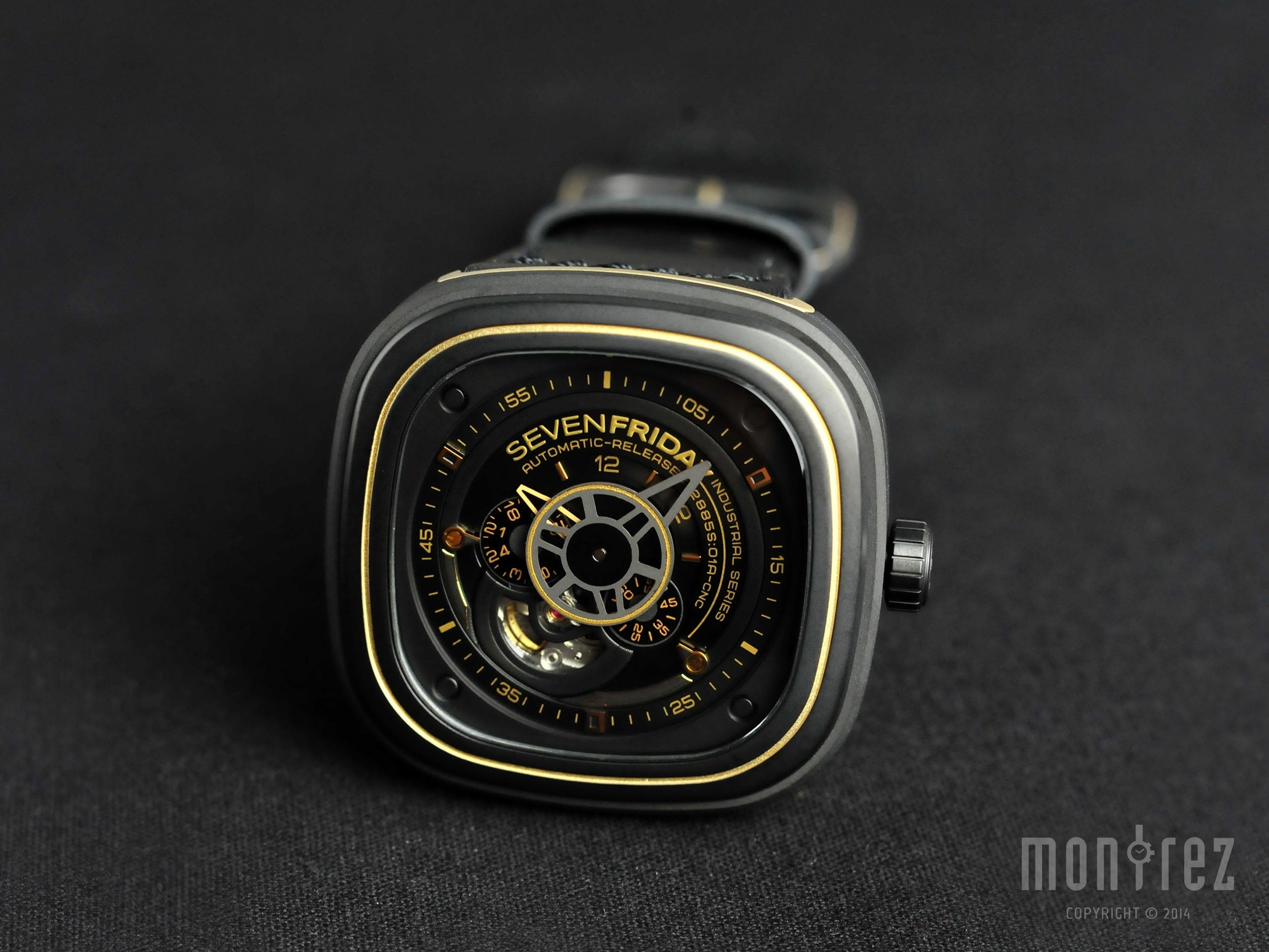 SevenFriday Industrial Revolution 47mm P2-2