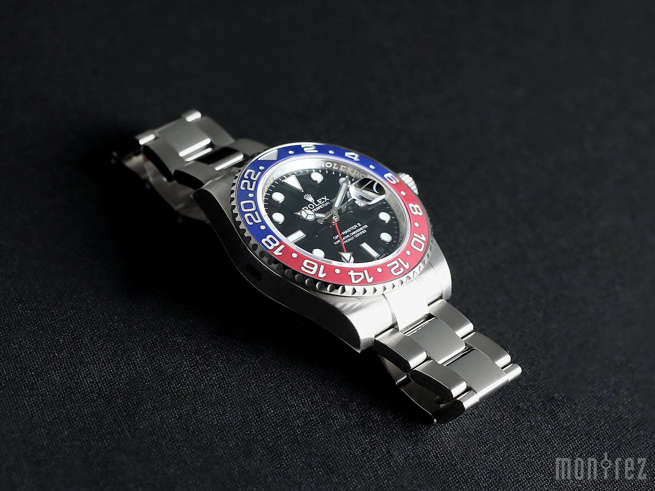 Rolex GMT-Master II 40mm 116719BLRO (Out of Production)
