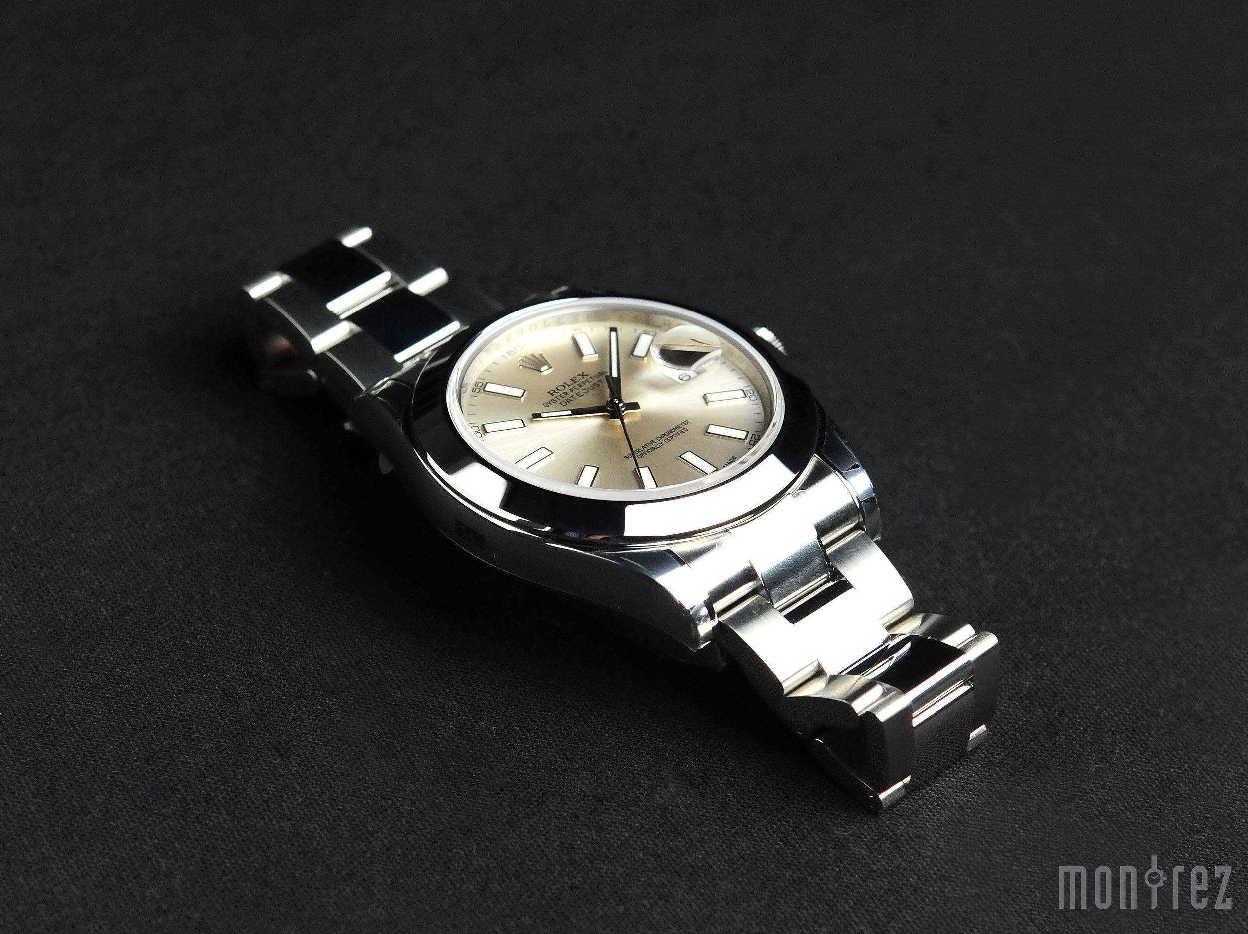 Rolex Datejust II 41mm 116300 Silver Index Dial (Out of Production)