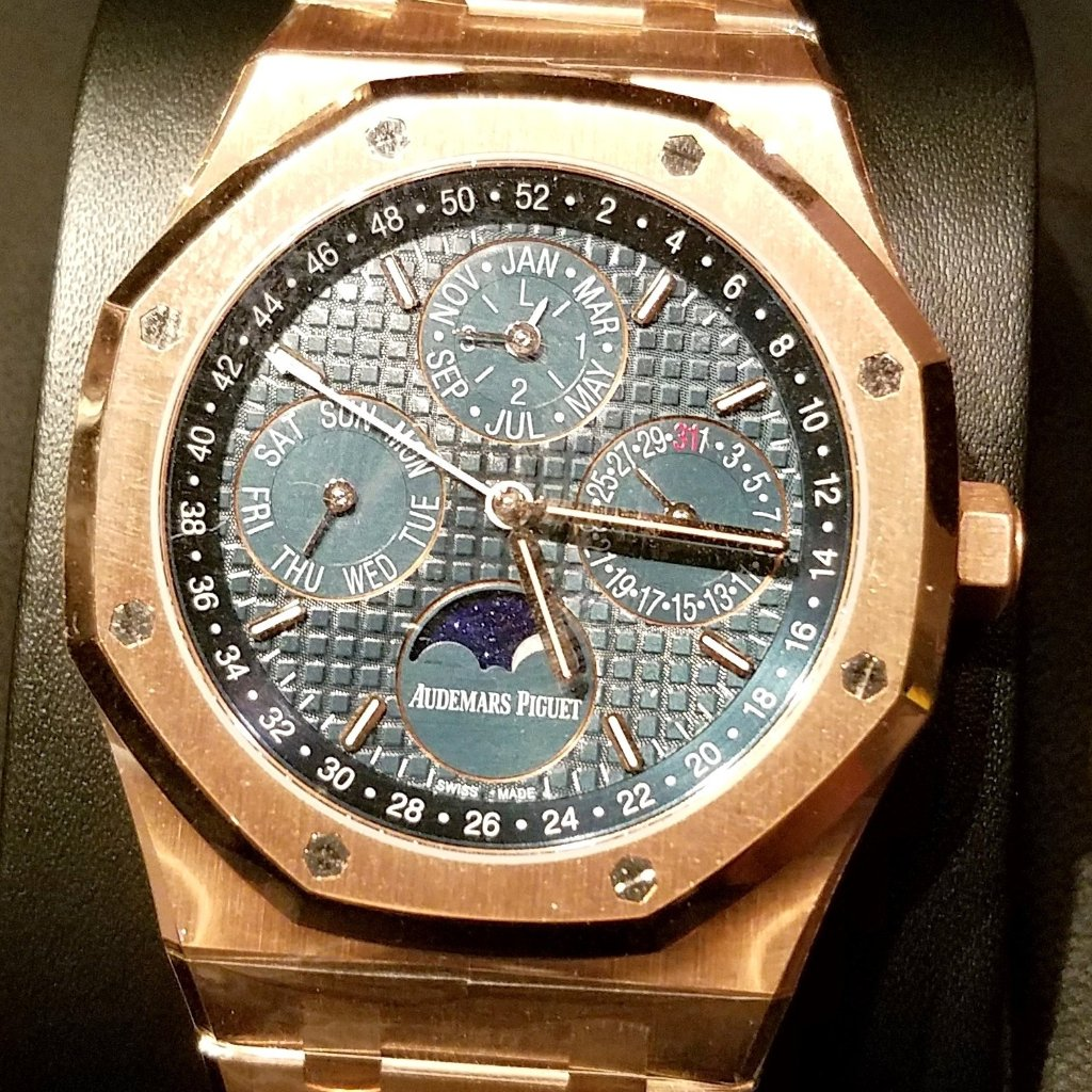 [Brand New Watch] Audemars Piguet Royal Oak Perpetual Calendar 41mm 26574OR.OO.1220OR.02