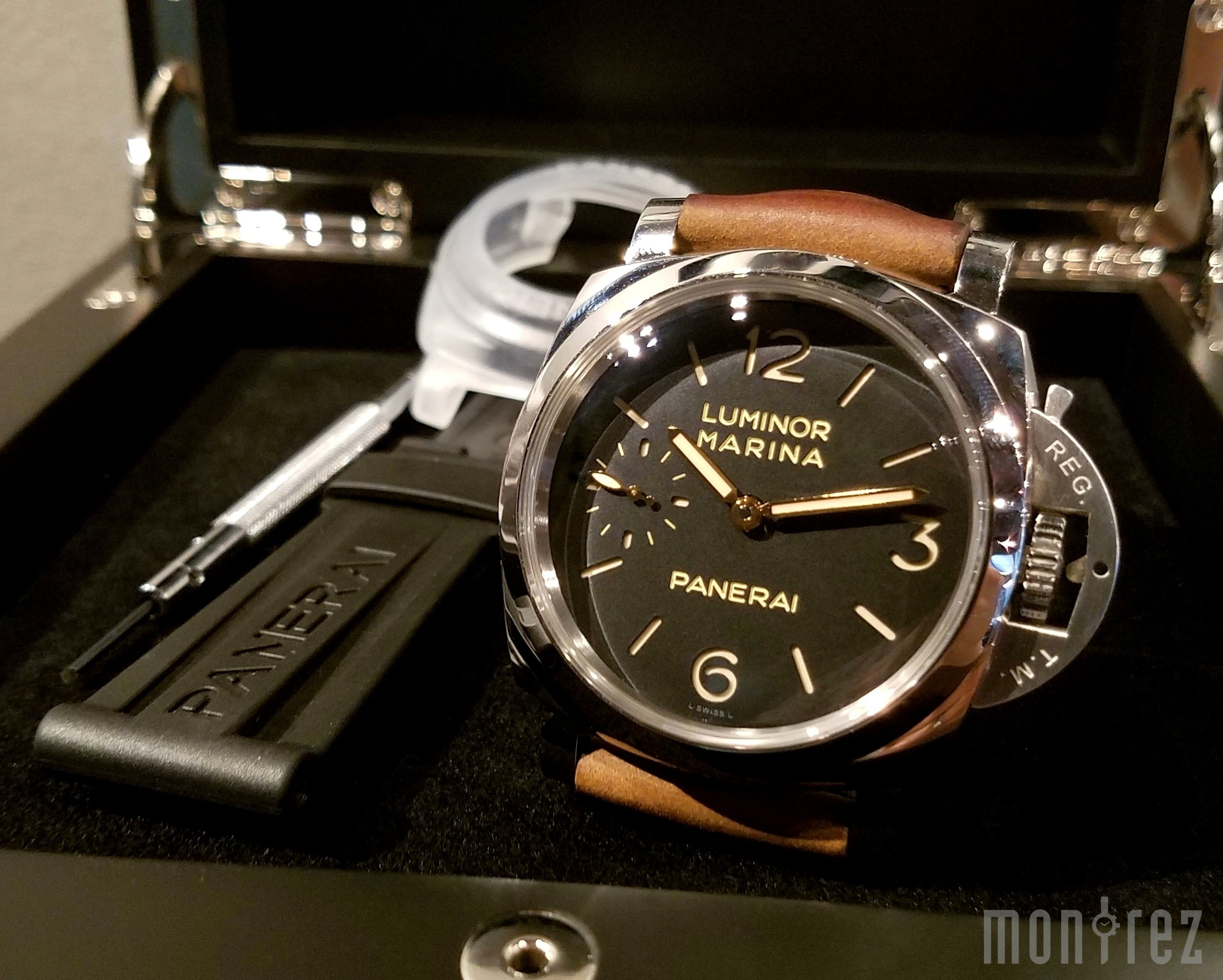 Panerai Luminor Marina 1950 3 Days 47mm PAM00422