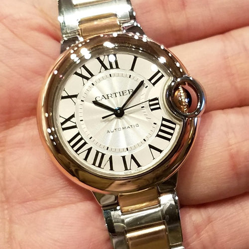 [Brand New Watch] Cartier Ballon Bleu de Cartier Watch 33mm W2BB0023