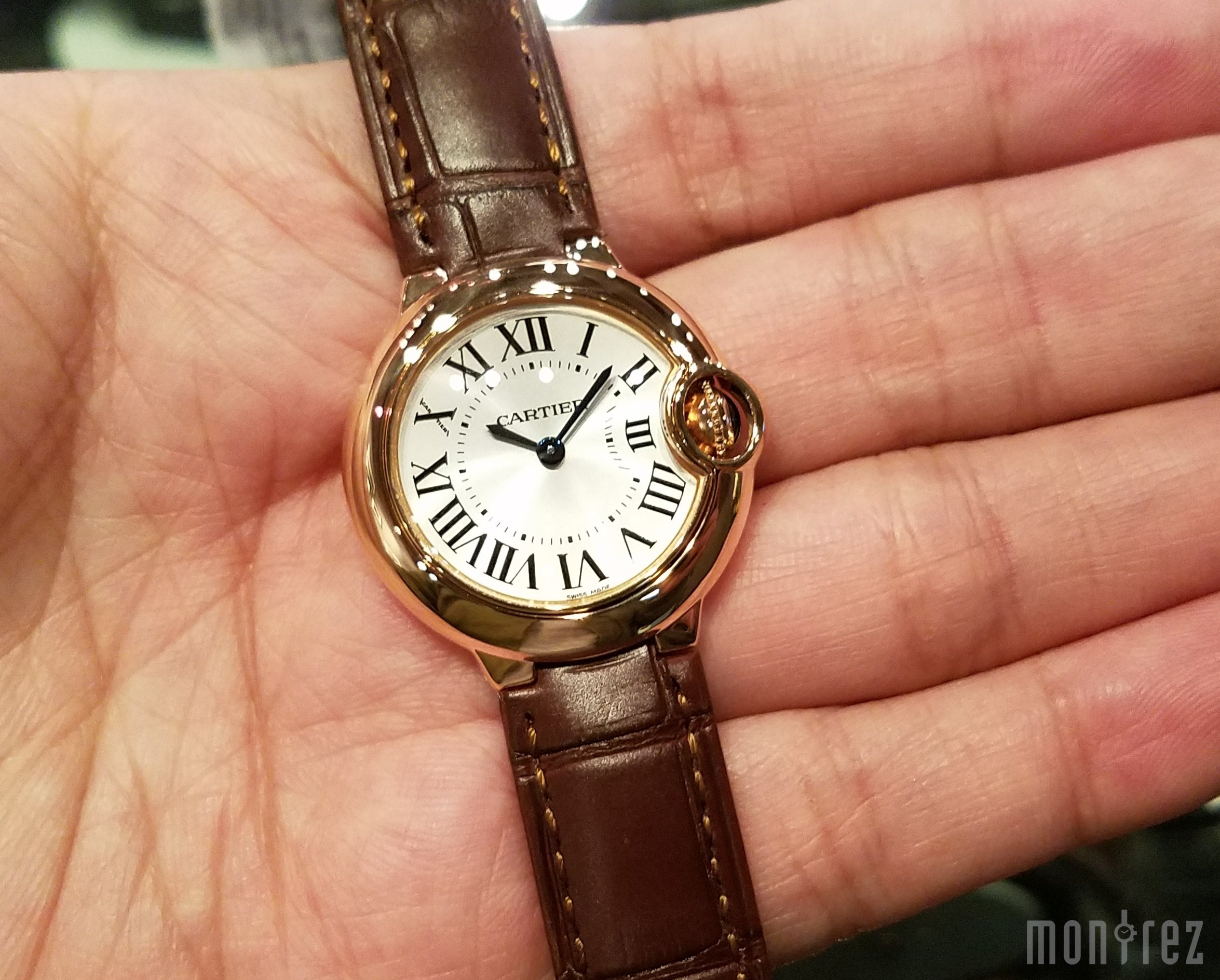 Cartier Ballon Bleu de Cartier Watch 28mm WGBB0007