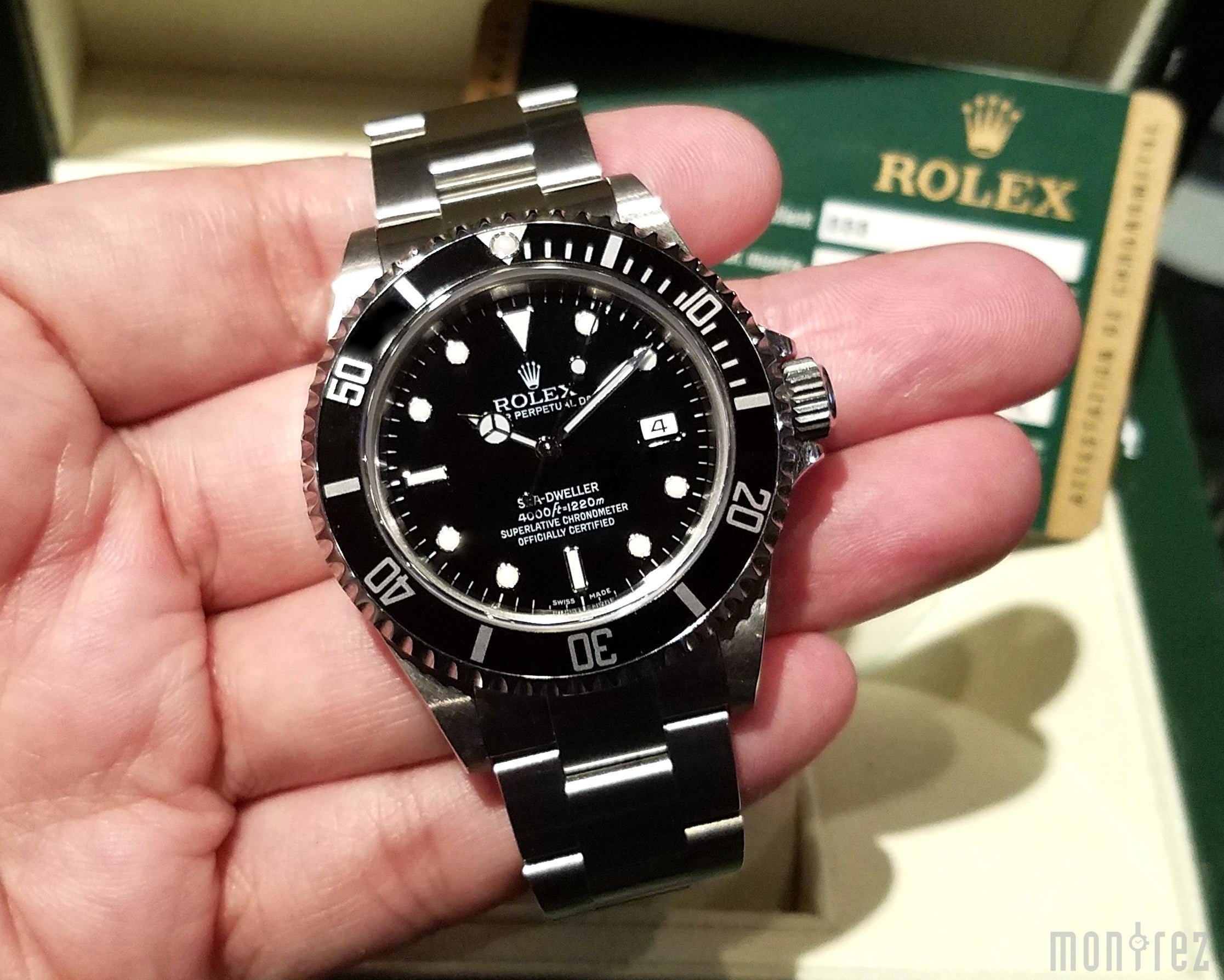 Rolex Sea-Dweller 40mm 16600 (888) (Out of Production)